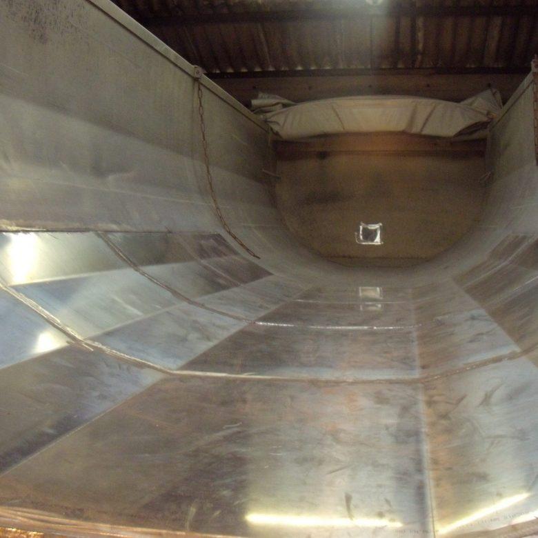 Chaudronnerie metal inox aluminium metallerie industriel industrielle normandie atelier des métaux manche